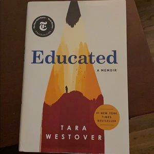 Educated Hardcover Book